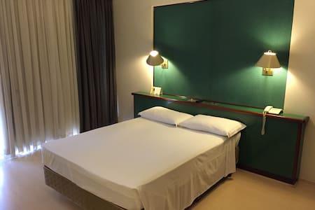 Apart Hotel no Kubitschek Plaza - Brasília - Daire