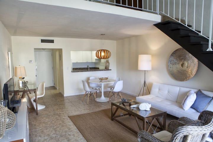1 Bedroom Loft Key Biscayne