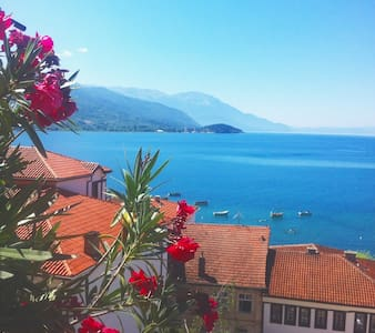 Grebnos Stone House Apartments - Ohrid