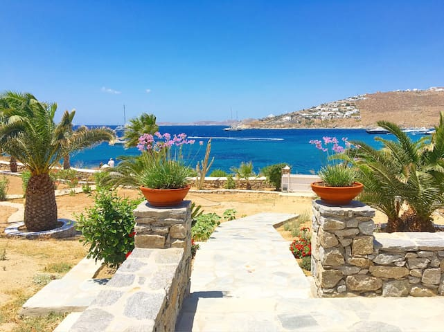 New house, amazing view! - Mykonos - House