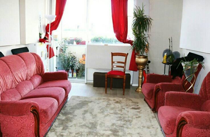 Belle chambre privée proche de vieux Lille