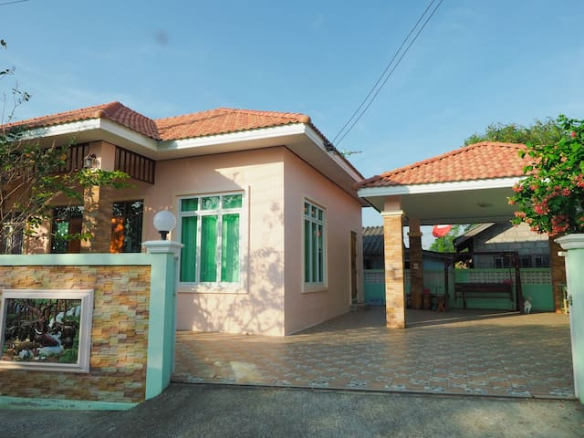 Cozy house in tungmamao near beach and sea.