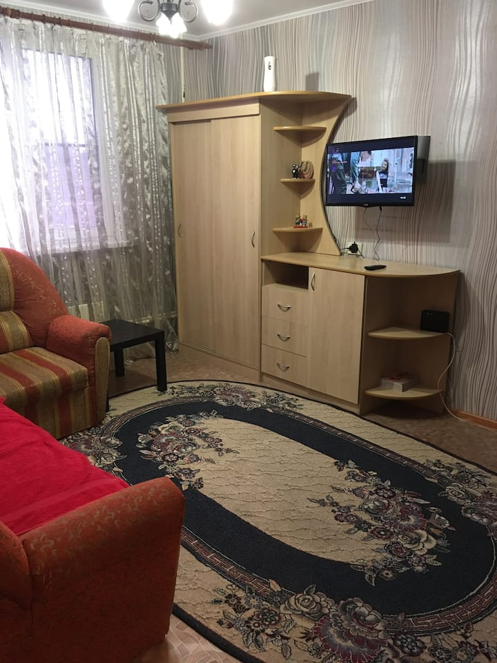 Квартира на улице Мурысева 58 г.Тольятти