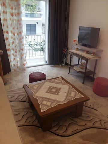 Appartement en plein centre villeTunis,la fayette.