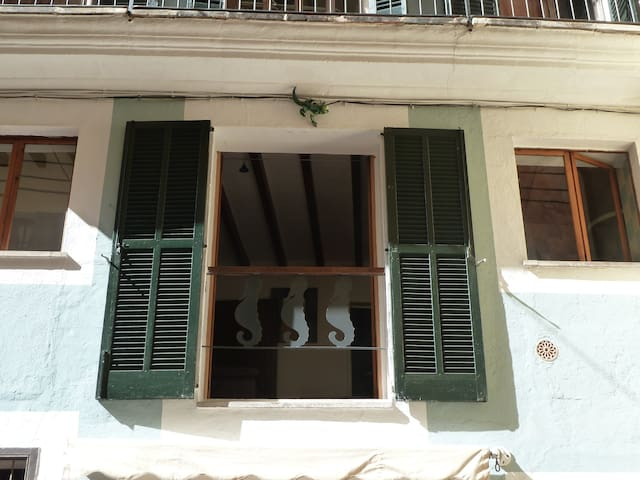 cute little studio in Old Palma - Palma - Lejlighed