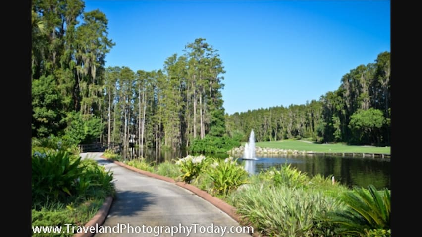 Kim's 2 bed/bath Saddlebrook Golf & Tennis, FL - Wesley Chapel - Condo