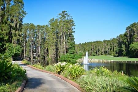 Kim's 2 bed/bath Saddlebrook Golf & Tennis, FL - Wesley Chapel