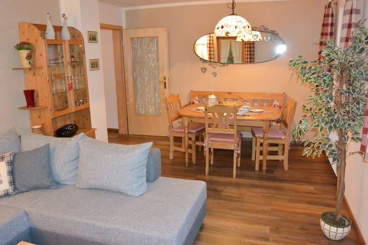 """""""Schöttelkarblick"""" im Gästehaus Sabine"""
