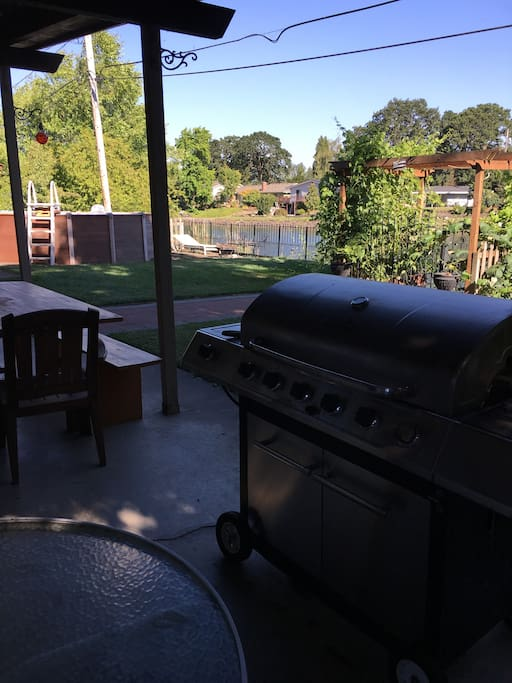 Great place for a barbeque!