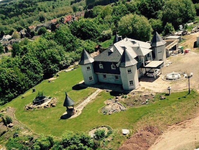 Wohnen wie im Schloss - Baumholder - House