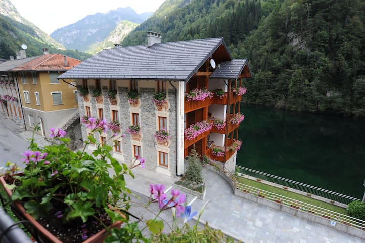 Appartamento vacanze in Valsesia - Rimasco - Apartmen