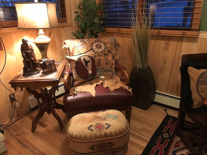 Burns Executive Oasis/Cody Wyoming Adventure House