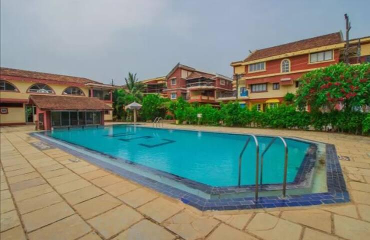 Tour de India CJM Sea View Home with Pool & Wifi