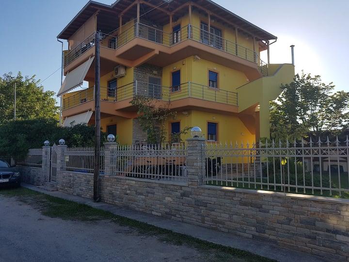 GIOULI'S HOUSE