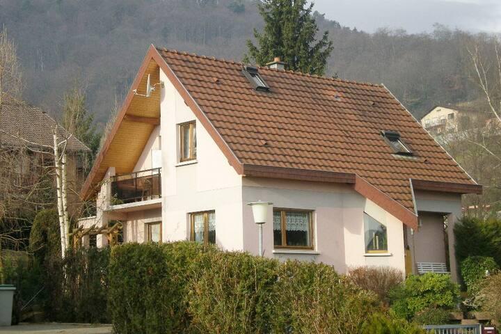 Une maison où il fait bon vivre