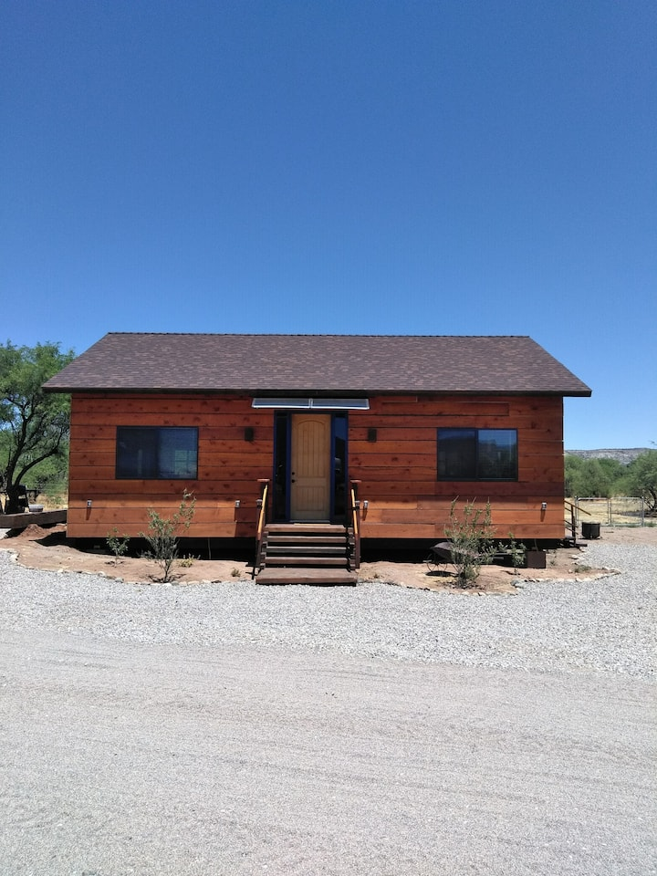 RRR Ranch Cabins-Shooting Star