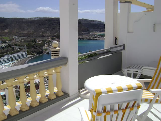 Awesome Seaview Apartment (PDC-4) - Mogán - Apartment