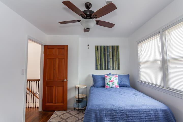 Full sized bedroom
