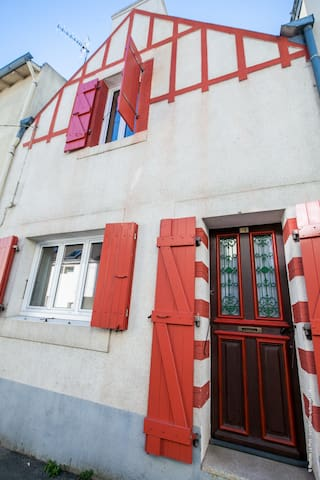 Maison de vacances hyper centre ! - Saint-Pierre-Quiberon - Huis