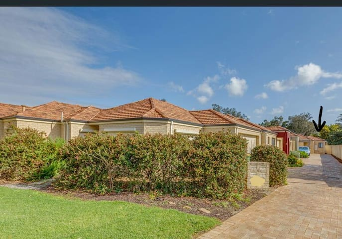 Quiet and pretty location in Perth Foothills