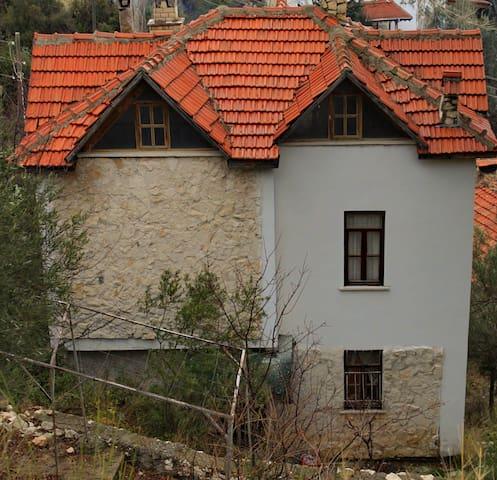 Mountain house near Geyikbayiri & Caglarca