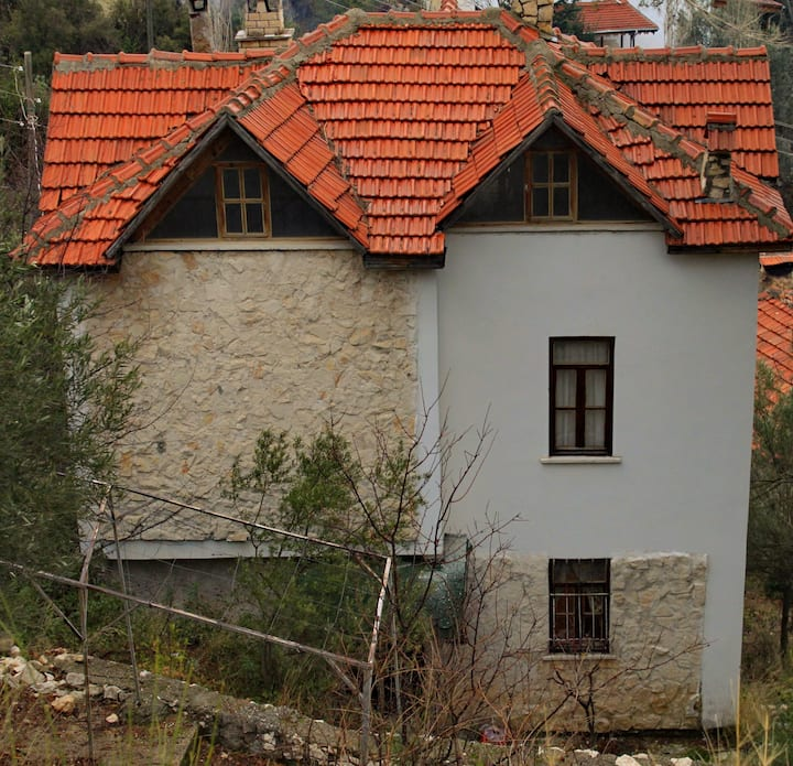 Mountain house near Geyikbayiri & Caglarca