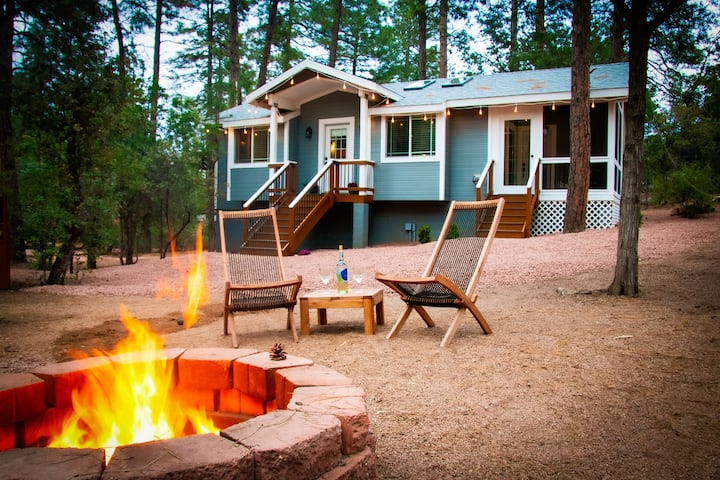 Mud Springs Cottage. A little piece of paradise!