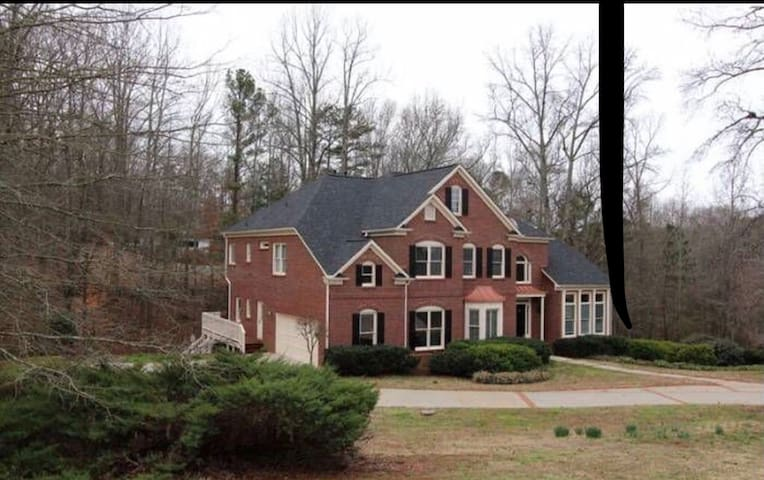 Red Brick house 3500 square feet