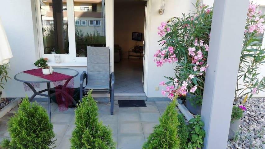 Schöne Wohnung in der Innenstadt von Rheinfelden