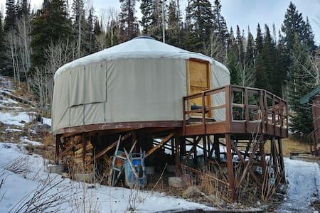 Mill Hollow Backcountry Yurt