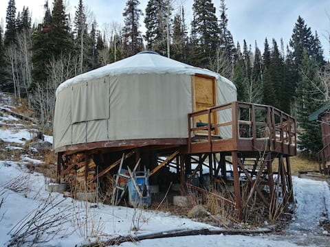 Mill Hollow Backcountry Yurt