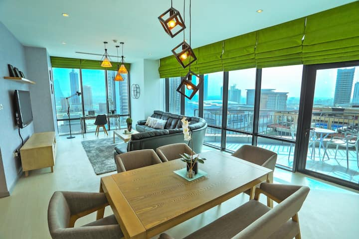 City Center & Seaview Apartment