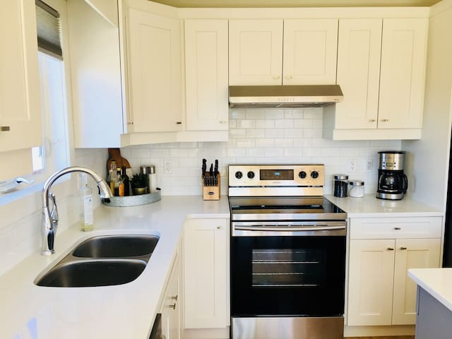 Kitchen | Includes all the necessities for cheffing up your local PEC eats.