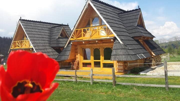 Osada na Brzyzku Luxury Chalets Zakopane - Domek 1