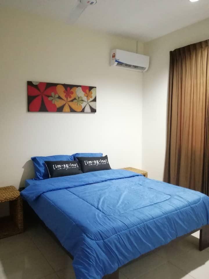 舒适和卫生的住处,合理的价格!让您下的省钱,用于其他的旅费上。