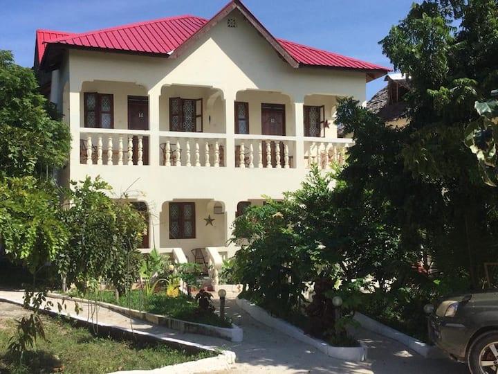 Hargi Room Nungwi Zanzibar