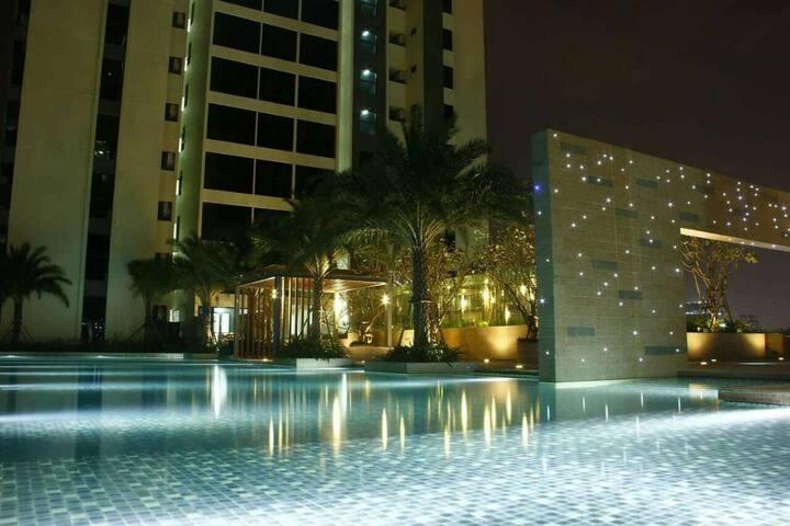 Your Resort Home @Thao Dien, Dist 2 - Lejlighed