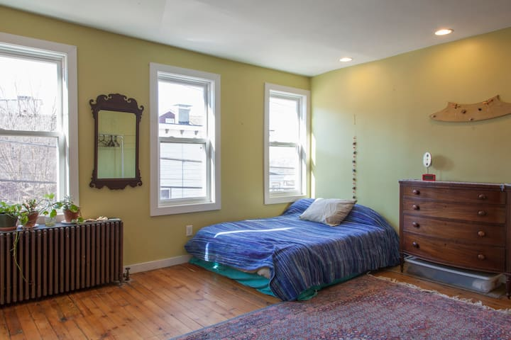 Cozy home in Polish Hill - 3 bedrooms open layout - Pittsburgh - Rumah