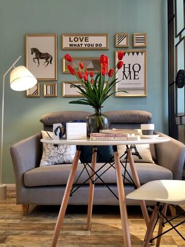 Tiffany蓝 的家居范 - 宁波市 - Wohnung