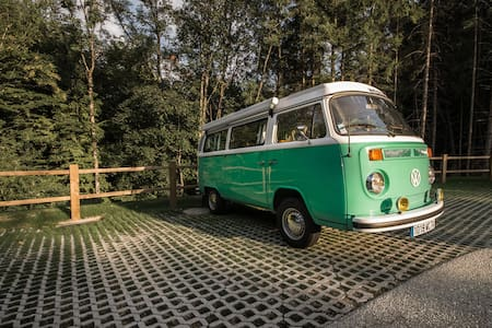 VW Combi Westfalia de 1973 - Cusy - Camper/RV