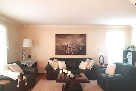 Sarnia Secret - BIG, Private 3 BR/2 BA APT by HWY