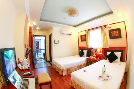 Atrium Hanoi - Heart of Old Quarter - Hanoi - Bed & Breakfast