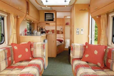 Caravan in small, secluded farmholding - 格洛斯特郡(Gloucestershire) - 其它