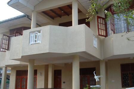 Rental home in Dehiwala, Sri Lanka.