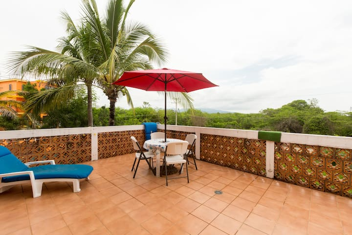 Warm waves, cool people, good times - punta de mita, - Apartamento