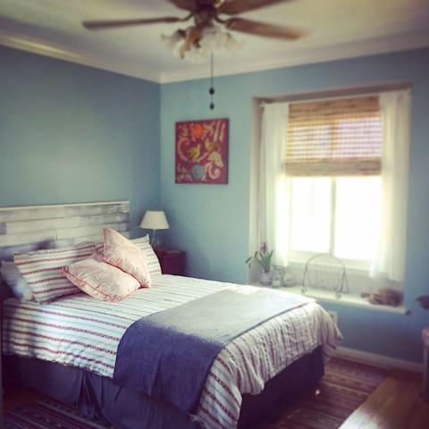 California Coastal Room (Kitchen/Laundry access)