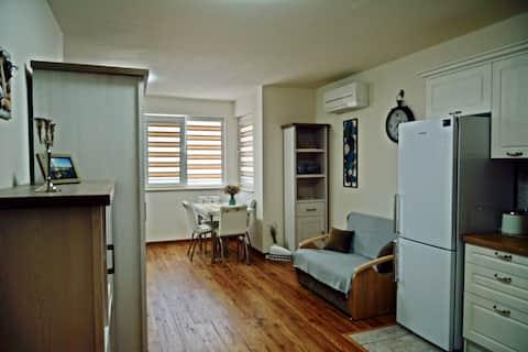 单间公寓-舒适、舒适、安全