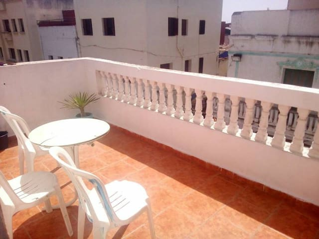 rent house for a family or four peaple - Asilah - Haus