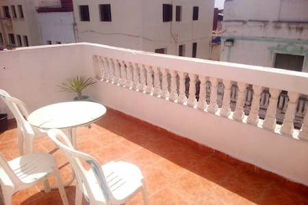rent house for a family or four peaple - Asilah - Rumah