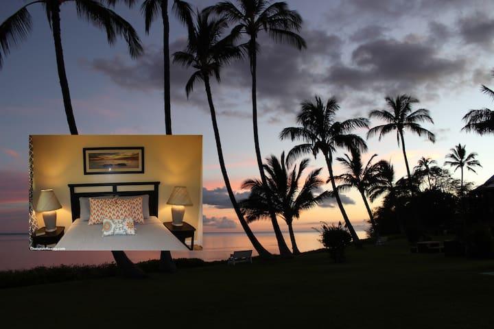Molokai Shores 126B - Beachfront - Kaunakakai